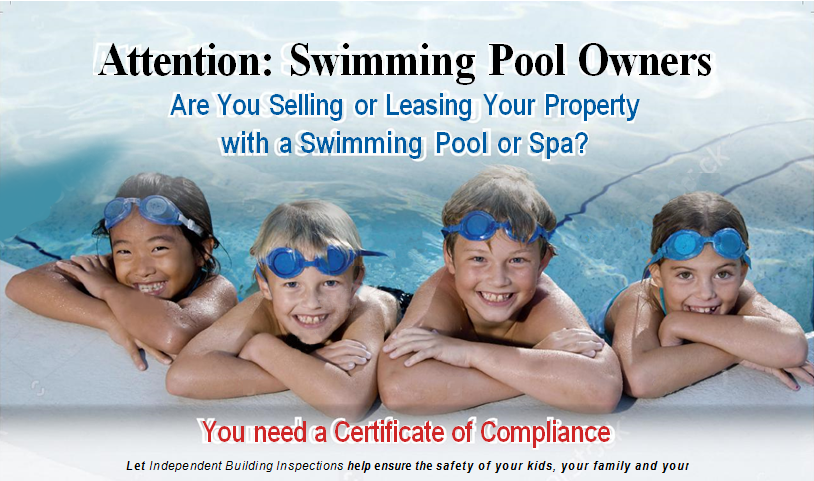 Swimming Pool Certificate Of Compliance Independent Building Inspections Sydney Surrounds