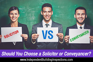 Hire a solicitor or conveyancer when buying or selling property? Which one is best for you?