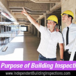 purpose of building inspections
