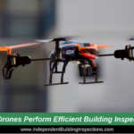 uav drones in building inspections