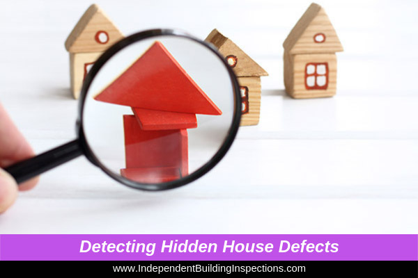 Building inspections can detect hidden house defects - image