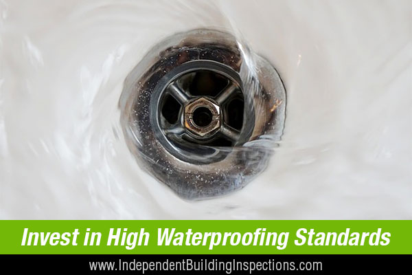 building waterproofing standards